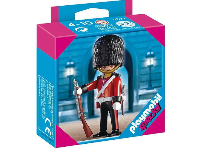 Playmobil 4577 Guardia Real Londres playmobil