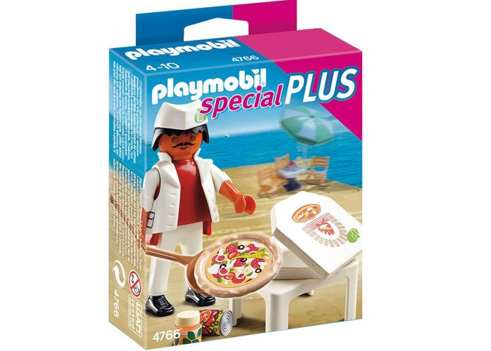 Playmobil Special Plus Pizzero playmobil