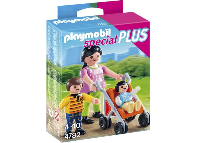 Playmobil Special Plus Madre con carrito playmobil