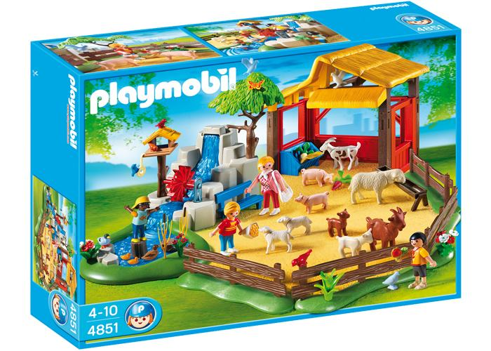 Playmobil 4851 Zoo Recinto de animales playmobil