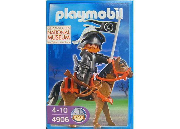 Playmobil Caballero National Museum playmobil