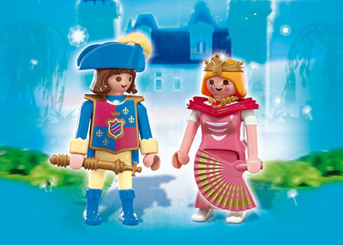 Playmobil 4913 Duo Pack Conde y Condesa playmobil
