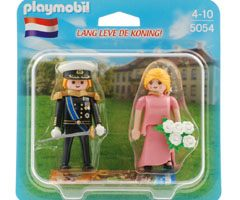 Playmobil Duo Pack Pareja Real Holanda playmobil