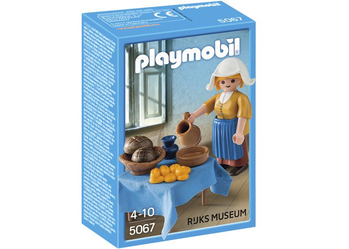 Playmobil Exclusiva Lechera de Velmeer playmobil