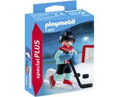 Playmobil Special Plus Jugador de Hockey playmobil