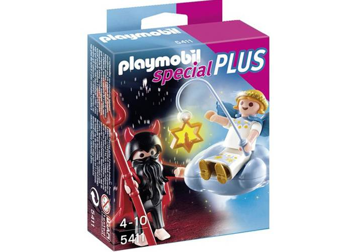 Playmobil Angel y Demonio Special Plus playmobil