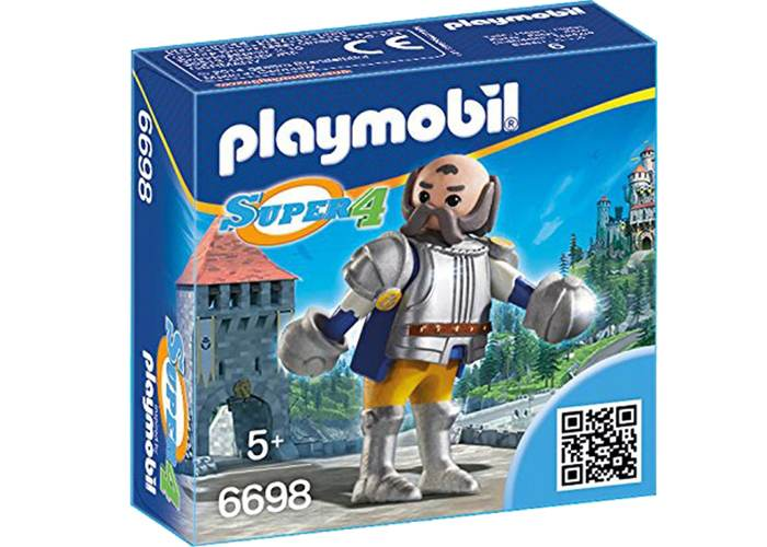 Playmobil Guardia Real Sir Ulf playmobil