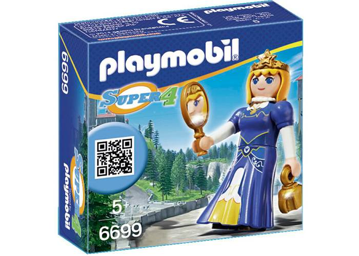 Playmobil Princesa Leonora Super 4 playmobil