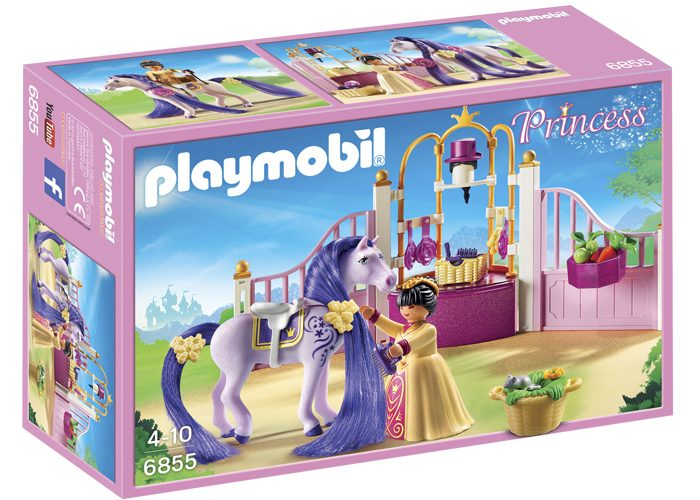Playmobil Establo del Caballo Real playmobil
