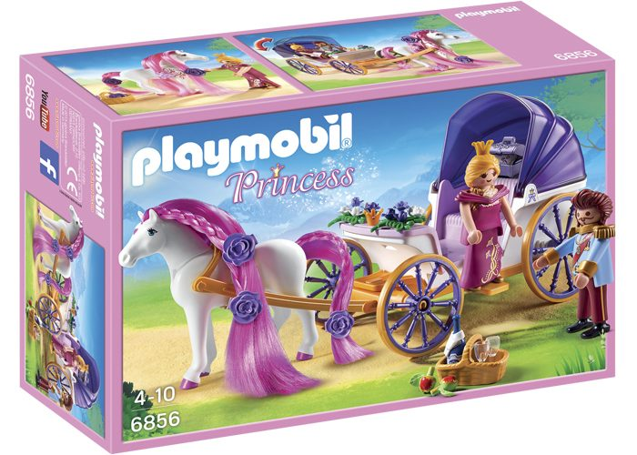 Playmobil Carro Real Princesas playmobil