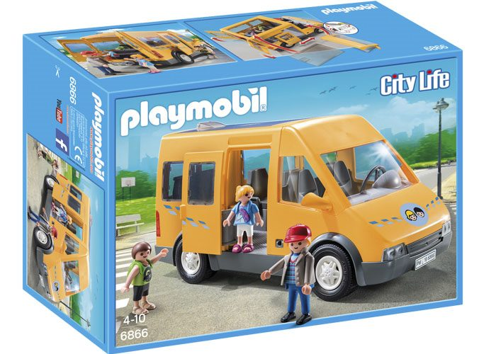 Playmobil Autobús Bus Escolar playmobil