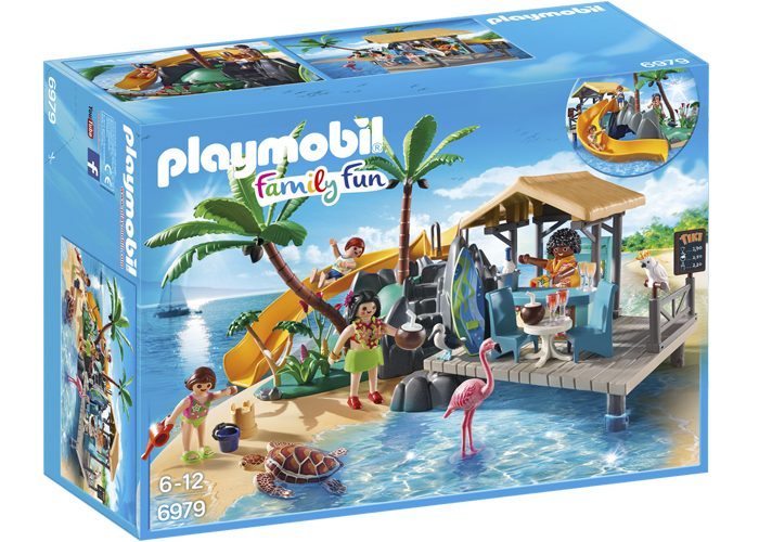 Playmobil Isla Resort Caribe playmobil