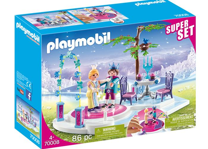 Playmobil 70008 SuperSet Baile de Princesas playmobil