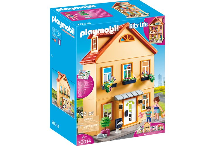 Playmobil 70014 Mi Casa City Life playmobil