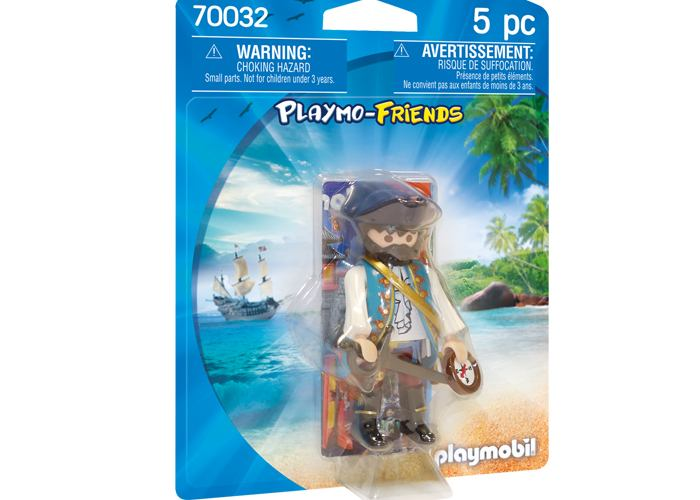 Playmobil 70032 Pirata con brujula playmobil