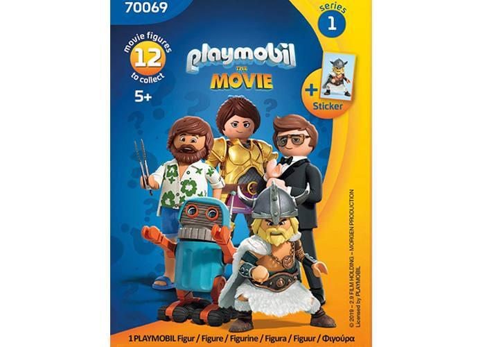 Playmobil 70069 Sobre Figura The Movie S1 playmobil
