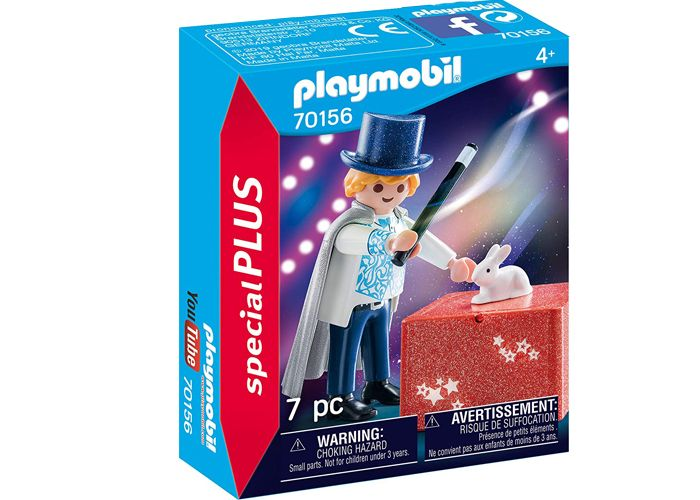 Playmobil 70156 Mago con chistera playmobil