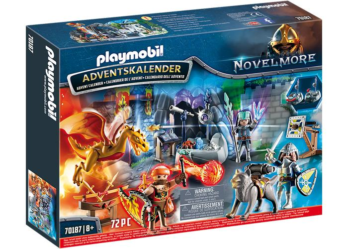 Playmobil Calendario Adviento Novelmore playmobil