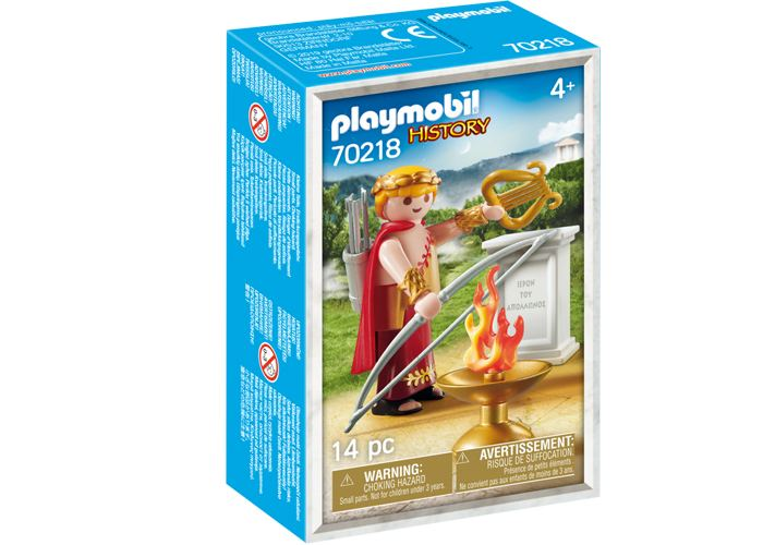 Playmobil 70218 Dios Apolo playmobil