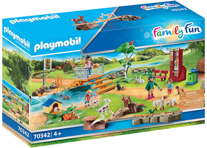 Playmobil Recinto Zoo Granja Escuela playmobil