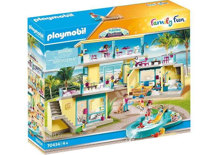 Playmobil 70434 PLAYMO Beach Hotel playmobil