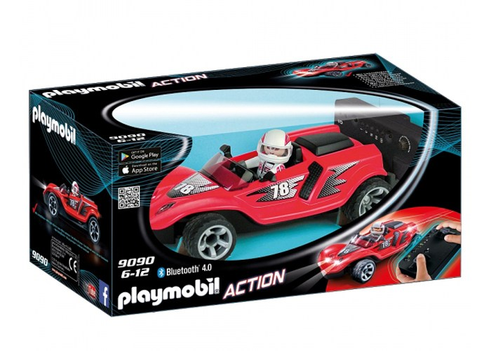 Playmobil Coche RC-Rocket-Racer playmobil