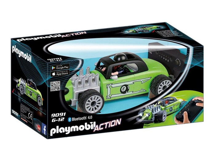 Playmobil RC-Rock'n'Roll-Racer playmobil