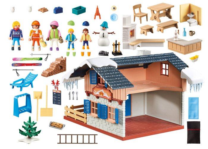 Carype juguetes playmobil para coleccionar for Casa playmobil precio