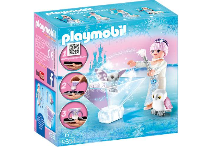 Playmobil Princesa Magic Eisblume playmobil