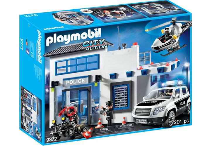 Playmobil Mega Set Policías playmobil