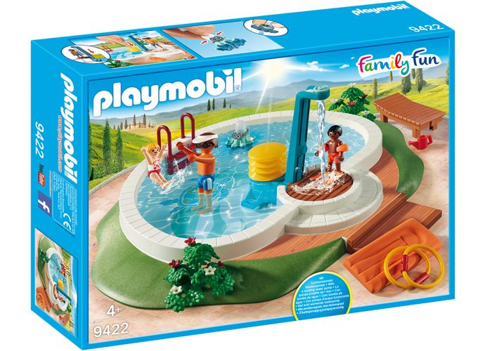 Playmobil 9422 Piscina  playmobil