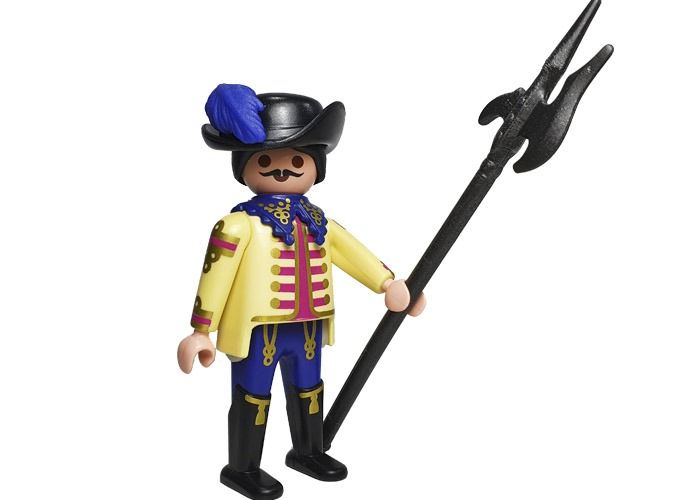 Playmobil Alabardero Real playmobil