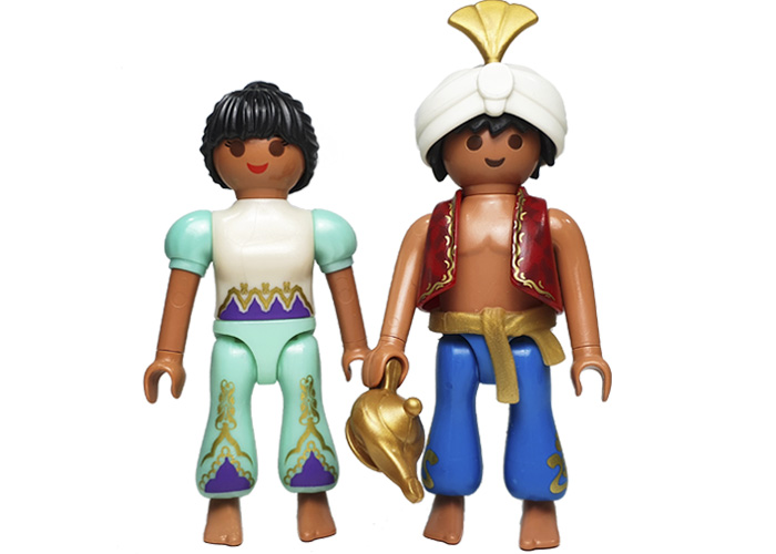 Playmobil Pareja Príncipes  playmobil