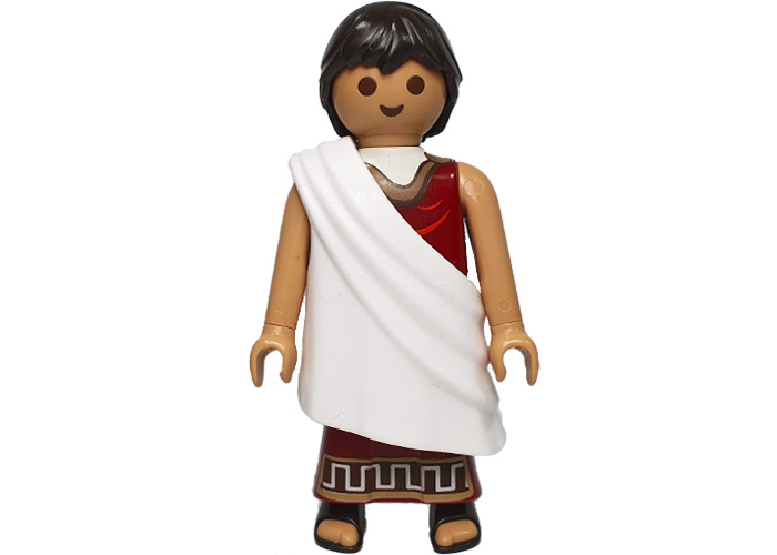 Playmobil Aldeano civil romano playmobil