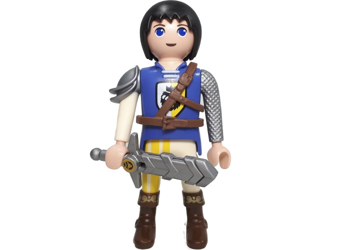 Playmobil Alex Super 4 playmobil