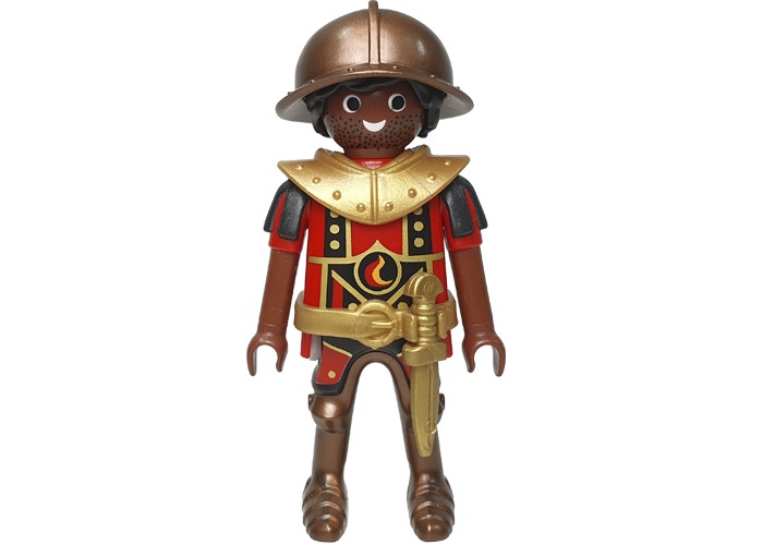 Playmobil Soldado Mercenario Burnham Raiders playmobil