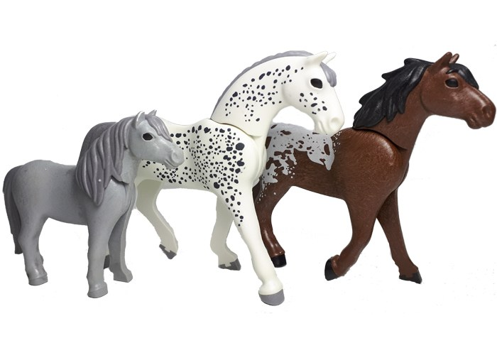 Playmobil Caballos Pack  playmobil
