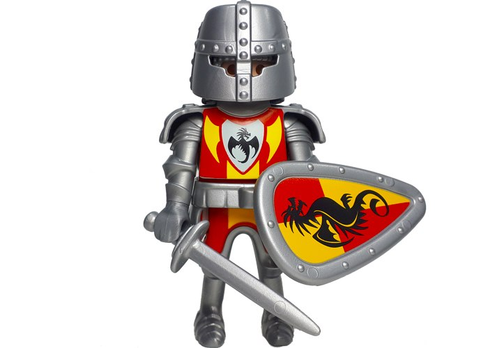 Playmobil Caballero Dragon Playmofriend playmobil