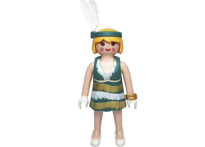 Playmobil Chica Charleston S14 playmobil