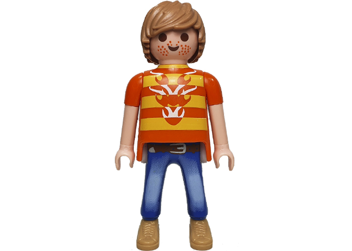 Playmobil Chico con pecas City Life playmobil