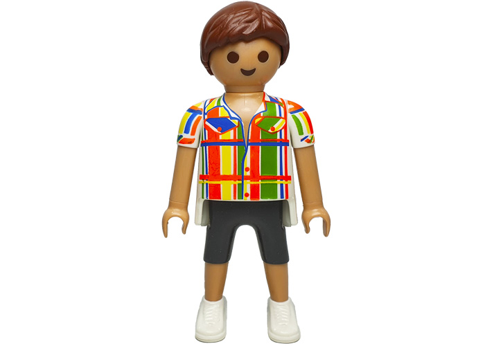 Playmobil Chico Ropa Sport playmobil