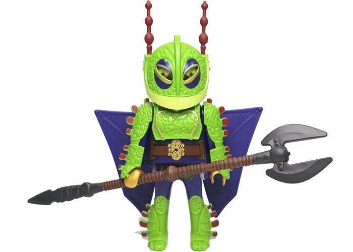 Playmobil Brusca con armadura Dragons playmobil