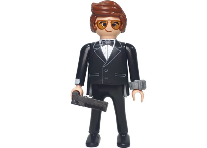 Playmobil Rex Dasher playmobil