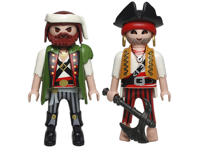 Playmobil Duo Piratas V3 playmobil