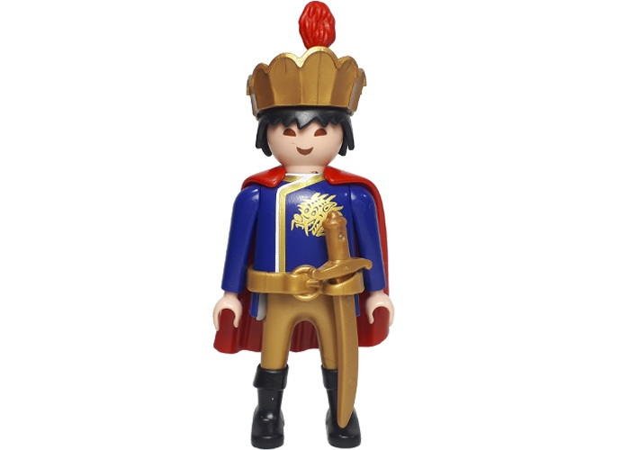 Playmobil Emperador Chino playmobil