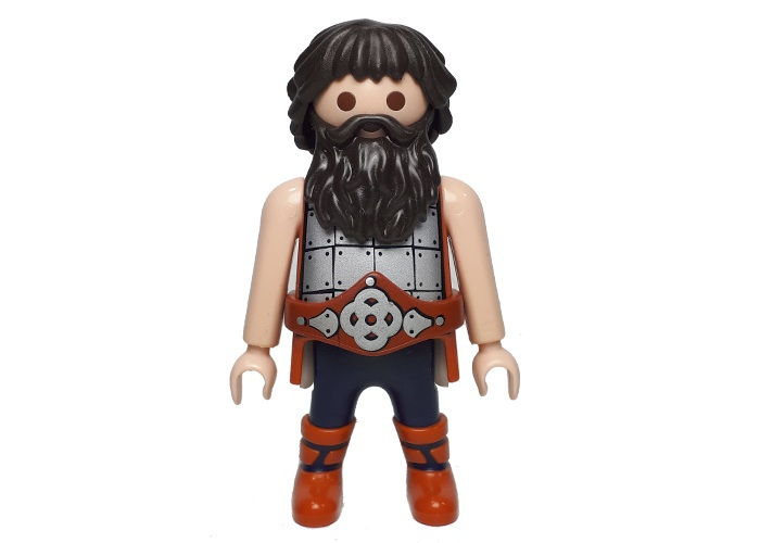 Playmobil Enano Barba Marron basico playmobil