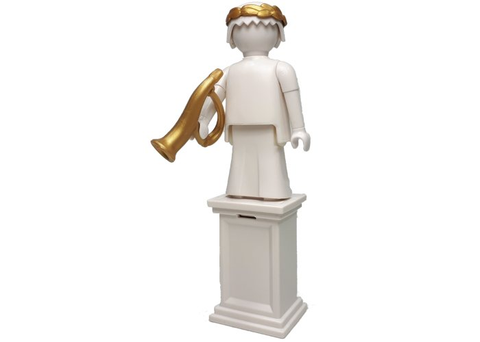 Playmobil Estatua Romana Roma playmobil
