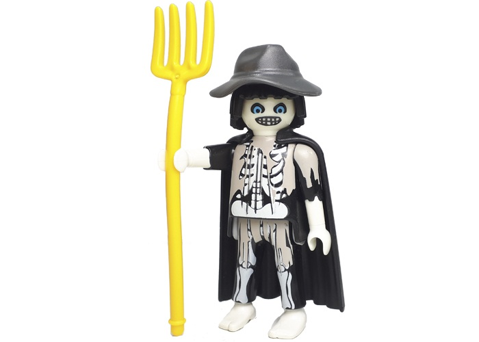 Playmobil Fantasma Carablanca Custom playmobil