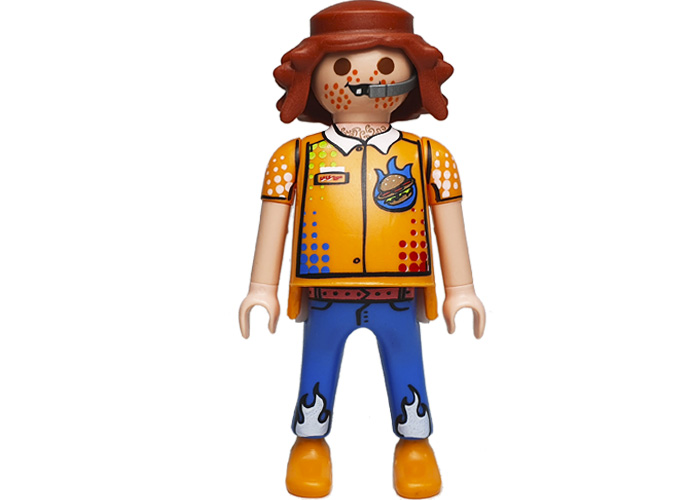 Playmobil Mr FastFood basico playmobil