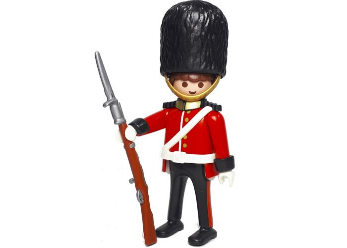 Playmobil Guardia Real Londres  playmobil